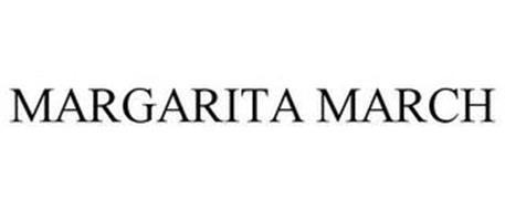 MARGARITA MARCH
