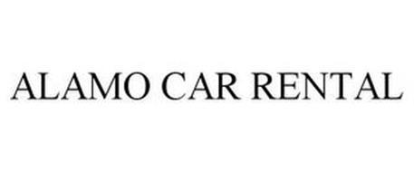 ALAMO CAR RENTAL
