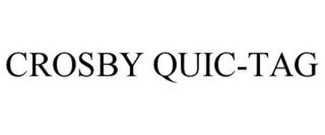 CROSBY QUIC-TAG