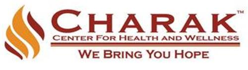 CHARAK CENTER FOR HEALTH AND WELLNESS WE BRING YOU HOPE