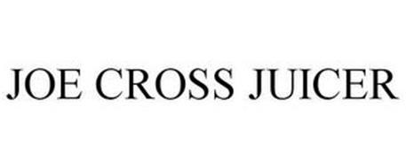 JOE CROSS JUICER