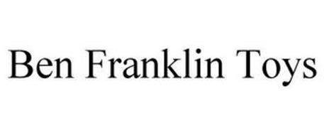 BEN FRANKLIN TOYS