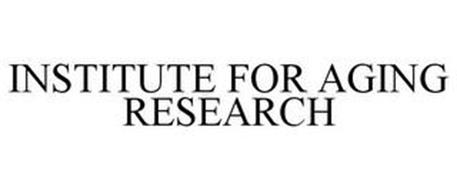 INSTITUTE FOR AGING RESEARCH
