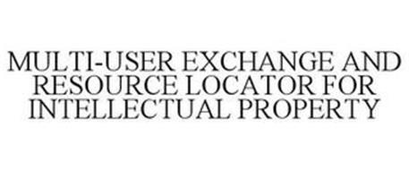 MULTI-USER EXCHANGE AND RESOURCE LOCATOR FOR INTELLECTUAL PROPERTY
