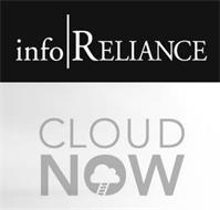 INFO RELIANCE CLOUD NOW