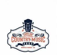 CAROLINA COUNTRY MUSIC FEST MYRTLE BEACH SC
