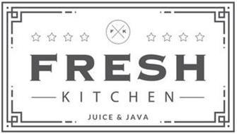 F K Fresh Kitchen Juice Java Trademark Of Juice Java