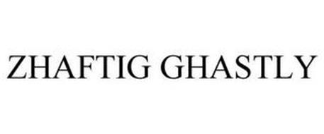 ZHAFTIG GHASTLY