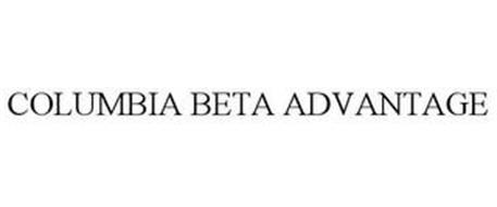 COLUMBIA BETA ADVANTAGE