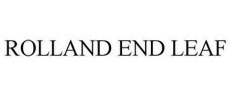 ROLLAND END LEAF