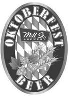 MILL ST. BREWERY OKTOBERFEST BEER