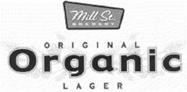 MILL ST. BREWERY ORIGINAL ORGANIC LAGER