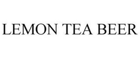 LEMON TEA BEER