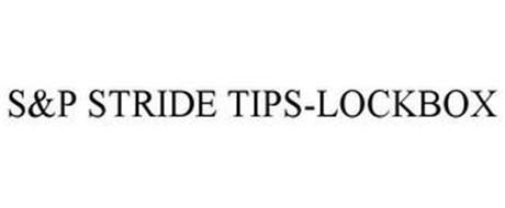 S&P STRIDE TIPS-LOCKBOX