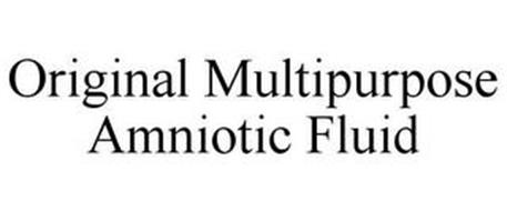 ORIGINAL MULTIPURPOSE AMNIOTIC FLUID