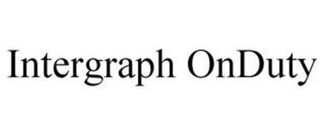 INTERGRAPH ONDUTY