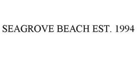 SEAGROVE BEACH EST. 1994