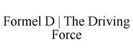 FORMEL D | THE DRIVING FORCE