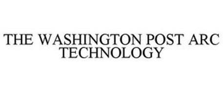 THE WASHINGTON POST ARC TECHNOLOGY