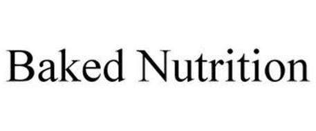 BAKED NUTRITION