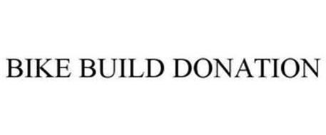 BIKE BUILD DONATION
