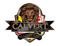 CALVERT BREWING COMPANY MARYLAND