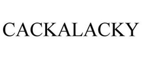 CACKALACKY