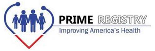 PRIME REGISTRY IMPROVING AMERICA'S HEALTH