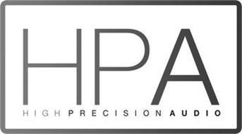 HPA HIGH PRECISION AUDIO