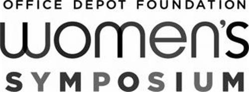 OFFICE DEPOT FOUNDATION WOMEN'S SYMPOSIUM