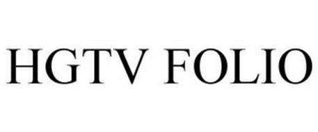 HGTV FOLIO
