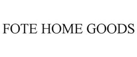 FOTE HOME GOODS