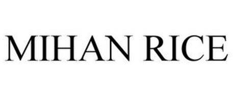 MIHAN RICE