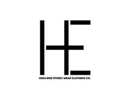 HE HIGH-END FITNESS WEAR CLOTHING CO.