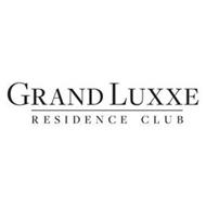 GRAND LUXXE RESIDENCE CLUB