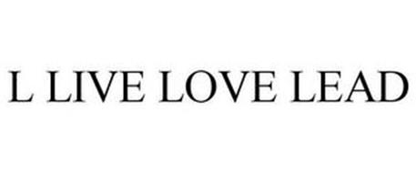 L LIVE LOVE LEAD