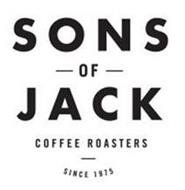 SONS OF JACK COFFEE ROASTERS SINCE 1975