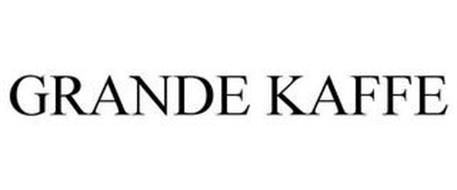 GRANDE KAFFE