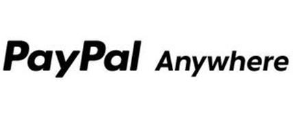 PAYPAL ANYWHERE