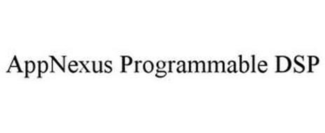 APPNEXUS PROGRAMMABLE DSP