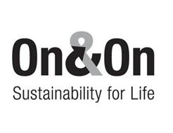 ON&ON SUSTAINABILITY FOR LIFE