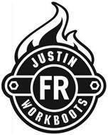 JUSTIN FR WORKBOOTS