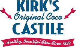 KIRK'S ORIGINAL COCO CASTILE HEALTHY, BEAUTIFUL SKIN SINCE 1839