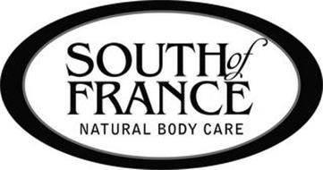 SOUTH OF FRANCE NATURAL BODY CARE