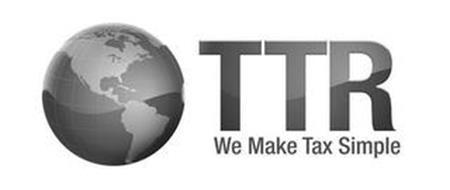 TTR WE MAKE TAX SIMPLE