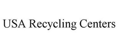 USA RECYCLING CENTERS