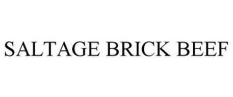 SALTAGE BRICK BEEF