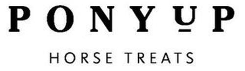 PONY UP HORSE TREATS