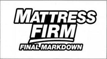 Mattress Firm Inc Trademarks 195 from Trademarkia page 1