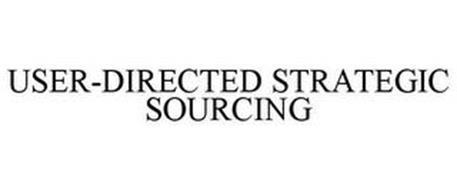 USER-DIRECTED STRATEGIC SOURCING